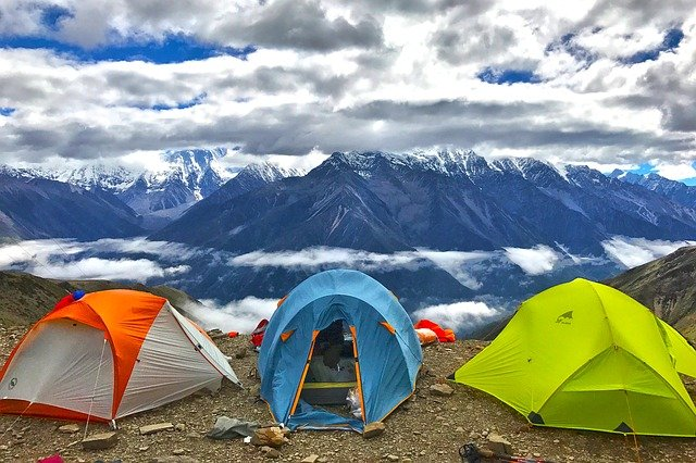 kakovosten šotor